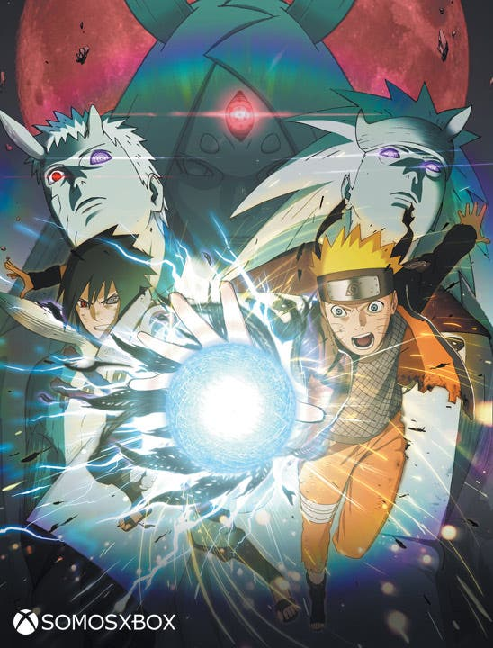 Trailer e imágenes de Naruto SUN Storm 4 9