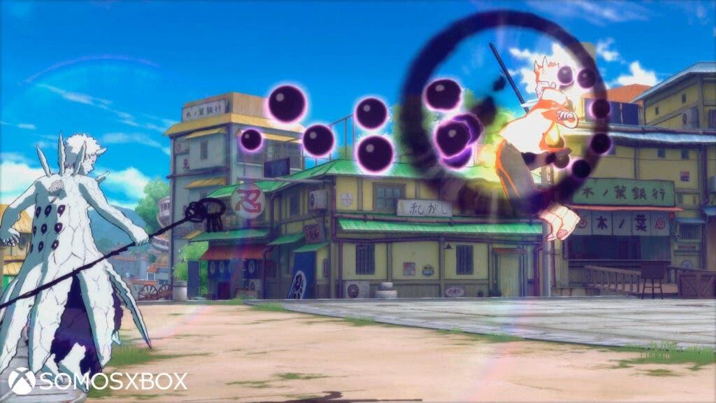 Trailer e imágenes de Naruto SUN Storm 4 10