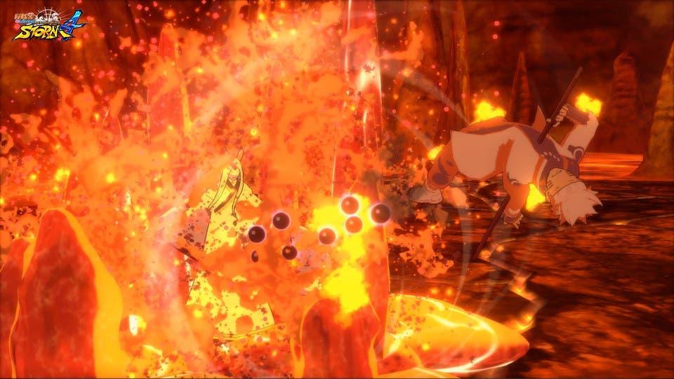 Nuevas imágenes de Naruto Shippuden: Ultimate Ninja Storm 4 1