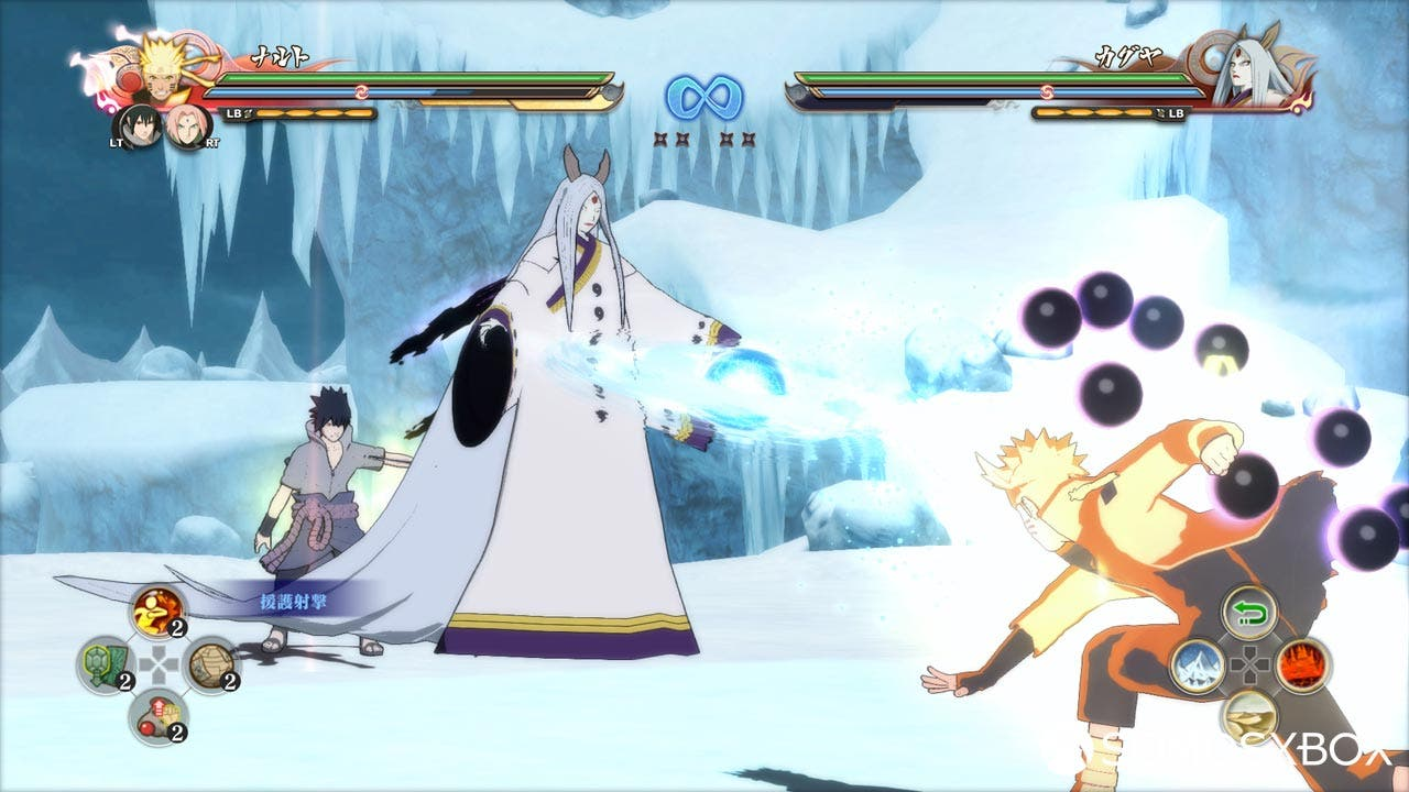Nuevas mecánicas e imágenes de Naruto Shippuden Ultimate Ninja Storm 4 1