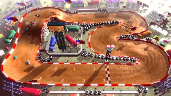 Ya tenemos fecha de lanzamiento de Rock'N Racing Off Road DX en Xbox One 2