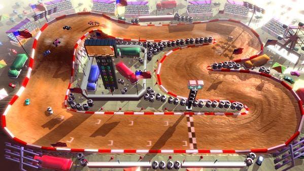 EnjoyUp Games anuncia Rock 'N Racing DX para Xbox One 1