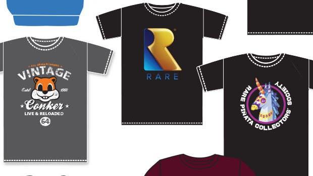 Insert Coin lanzará una línea de ropa inspirada en los juegos de RARE 1