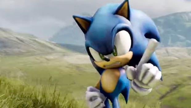 Curioso vídeo de Sonic bajo Unreal Engine 4 1