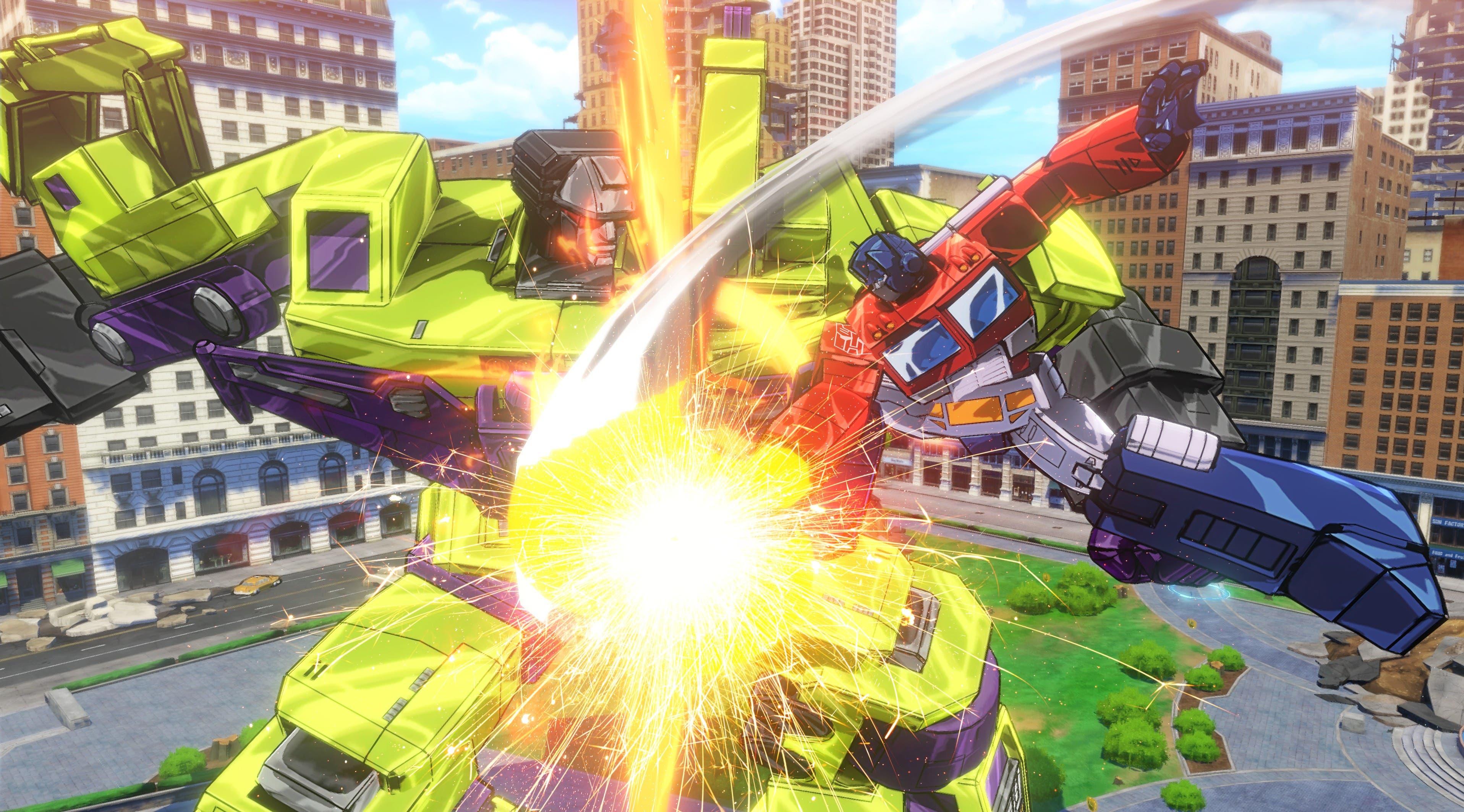 Se muestra la primera hora de juego de Transformers: Devastation 1