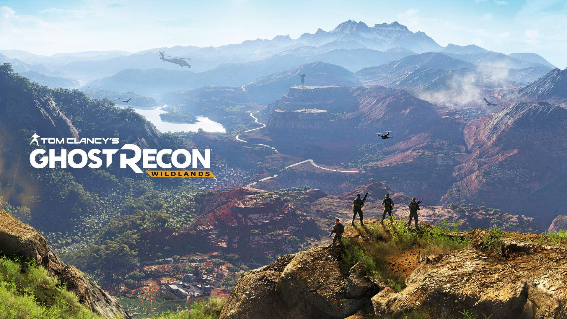 Ghost Recon Wildlands presume de críticas