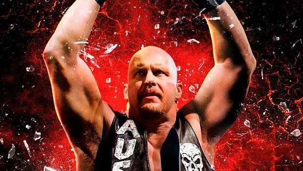 WWE2k16 Steve Austin cover SomosXbox