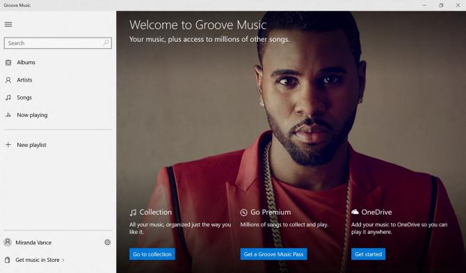 Xbox Music es ahora Groove Music 1