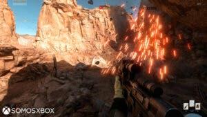 Imágenes de la alpha de Star Wars: Battlefront 52