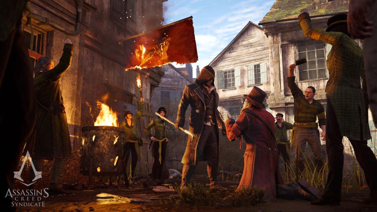 Assassin's Creed Syndicate nos presenta la ciudad de Londres en su nuevo tráiler 1