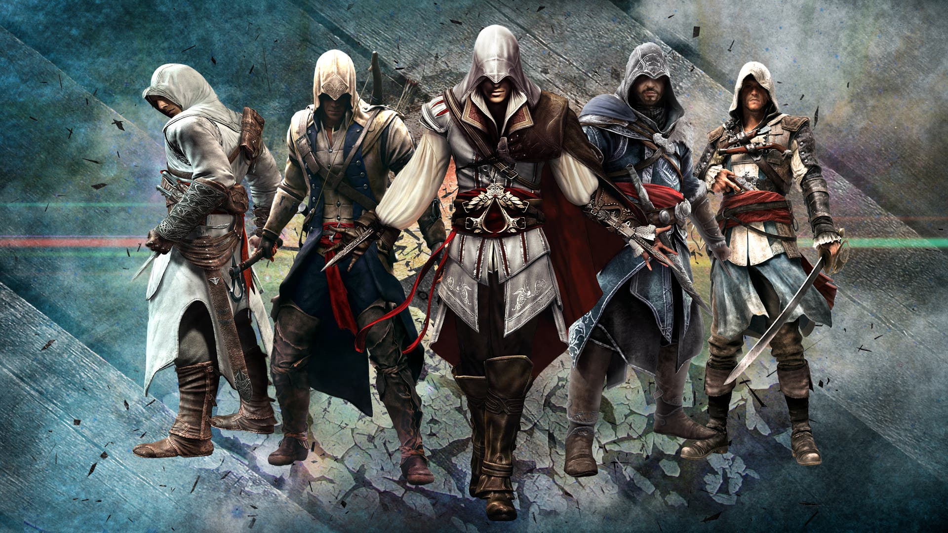 El director narrativo de Assassin's Creed abandona Ubisoft 2