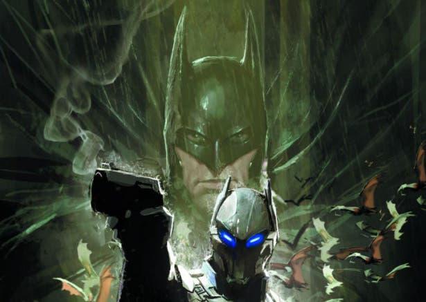 Batman Arkham Knight - Genesis será el cómic precuela de Arkham Knight 1