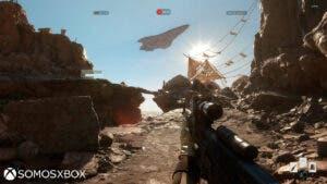 Imágenes de la alpha de Star Wars: Battlefront 36