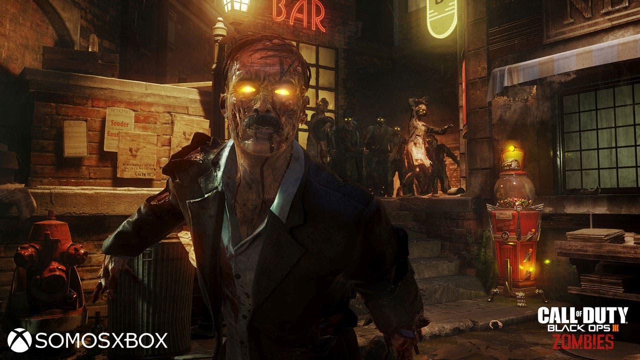 Nuevo trailer del modo zombies de Call of Duty: Black Ops III 1