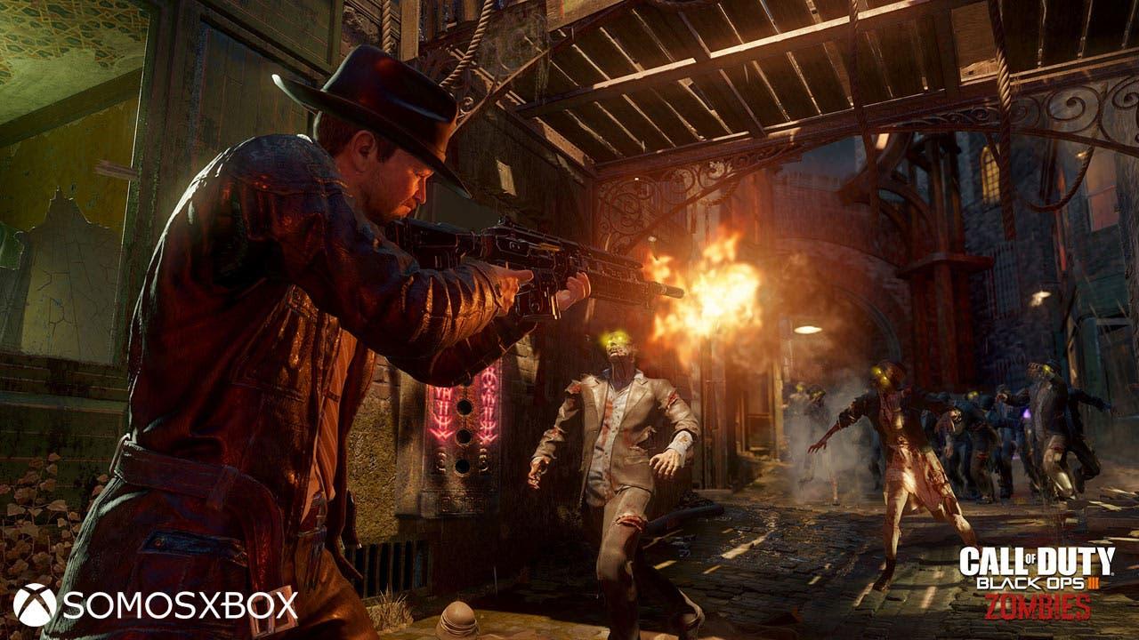 ¿Por qué Call of Duty Black Ops 3 saldrá en Xbox 360? 1