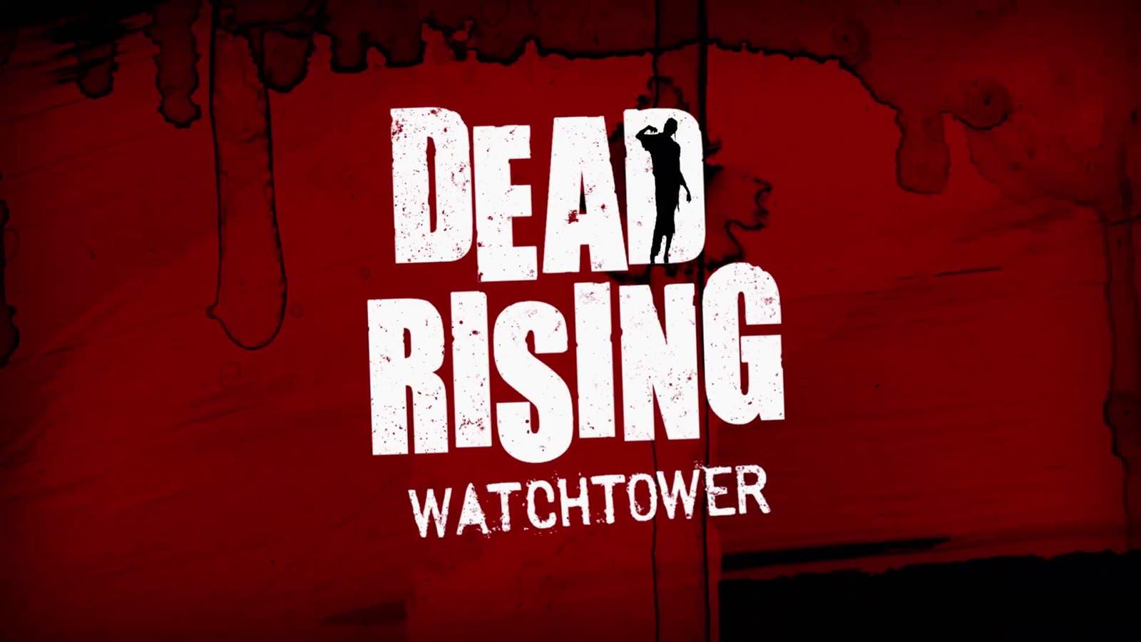 La película Dead Rising: Watchtower ya tiene fecha de lanzamiento en España 1