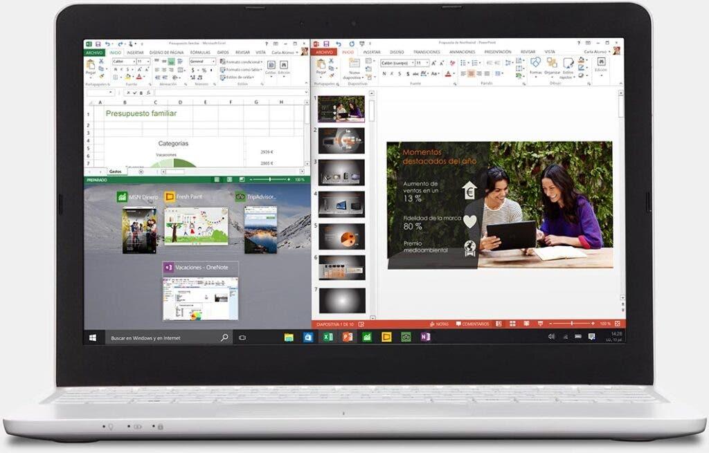 windows 10 multitarea