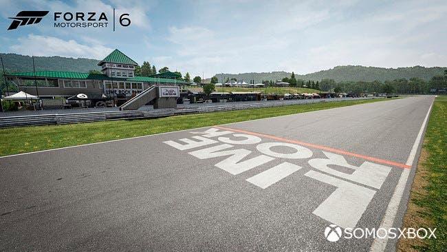 Nuevo circuito e imágenes para Forza Motorsport 6 1