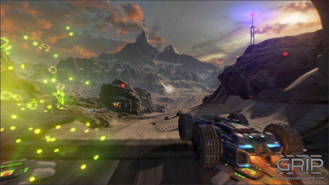 Grip, el juego que desearéis jugar en Xbox One 1