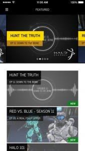 Ya disponible Halo Channel en iOS y Android 2