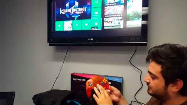 Hyperkin intenta compatibilizar el mando de Nintendo 64 en Xbox One 7