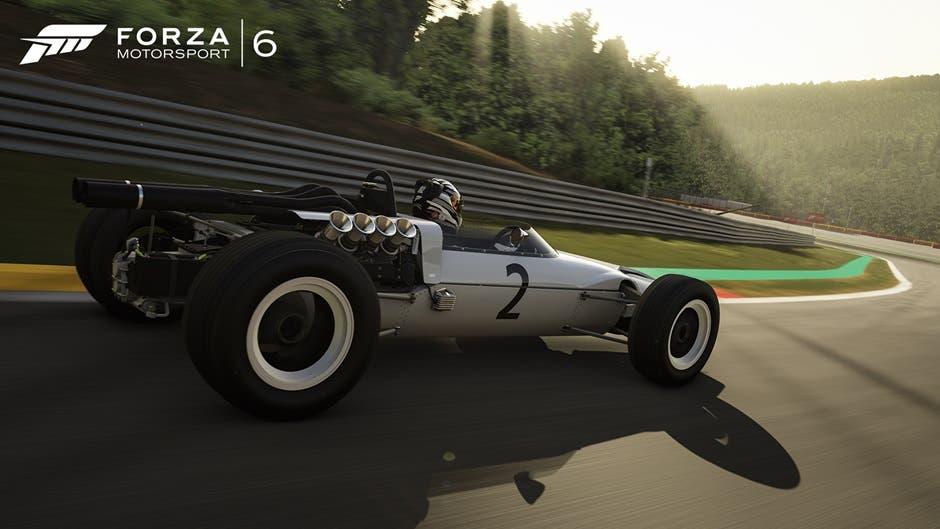 Presentados nuevos coches de Forza Motorsport 6 1