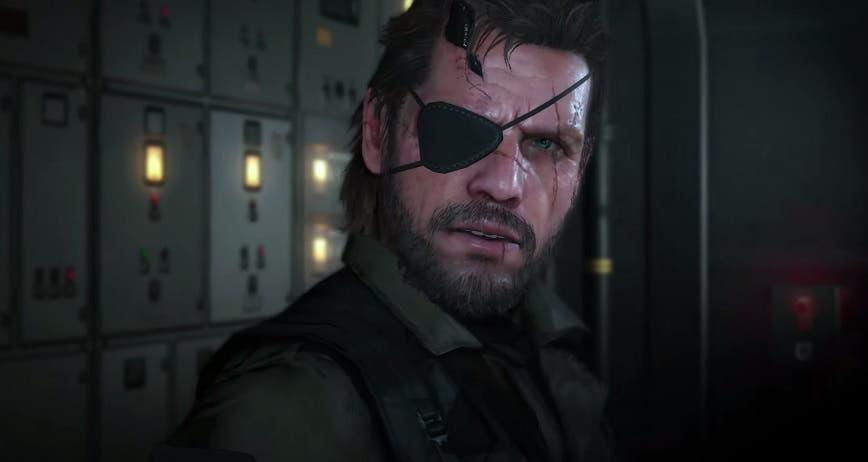 Konami se defiende de las acusaciones de downgrade de Metal Gear Solid V The Phantom Pain 1