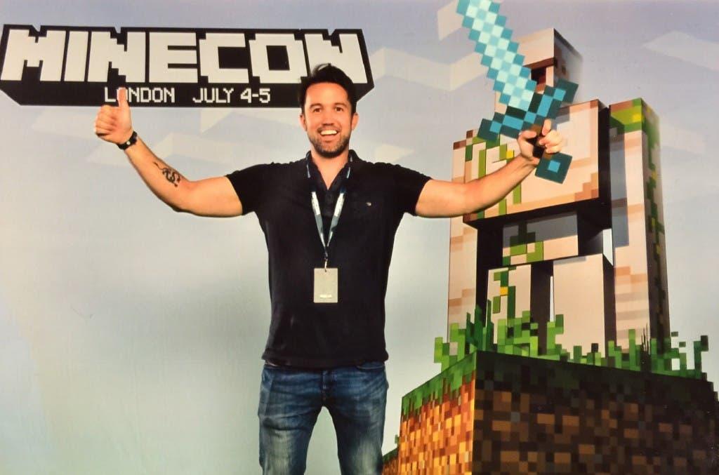 Se confirma el director de la película de Minecraft 1