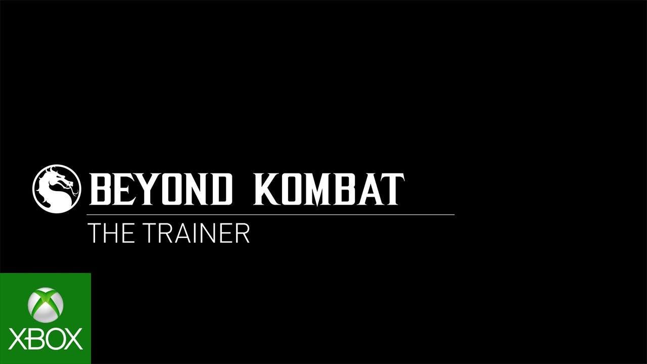 Mortal Kombat X: El Entrenador 1