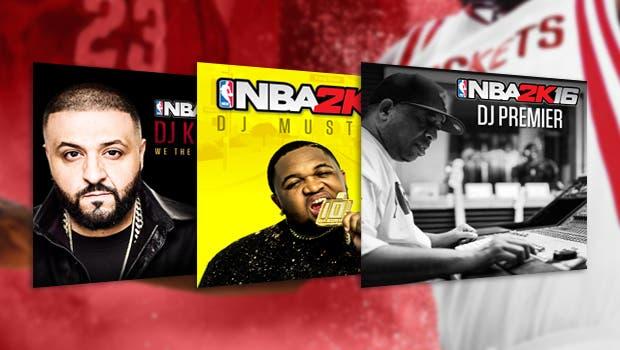2K desvela los temas de la banda sonora oficial de NBA 2K16 1