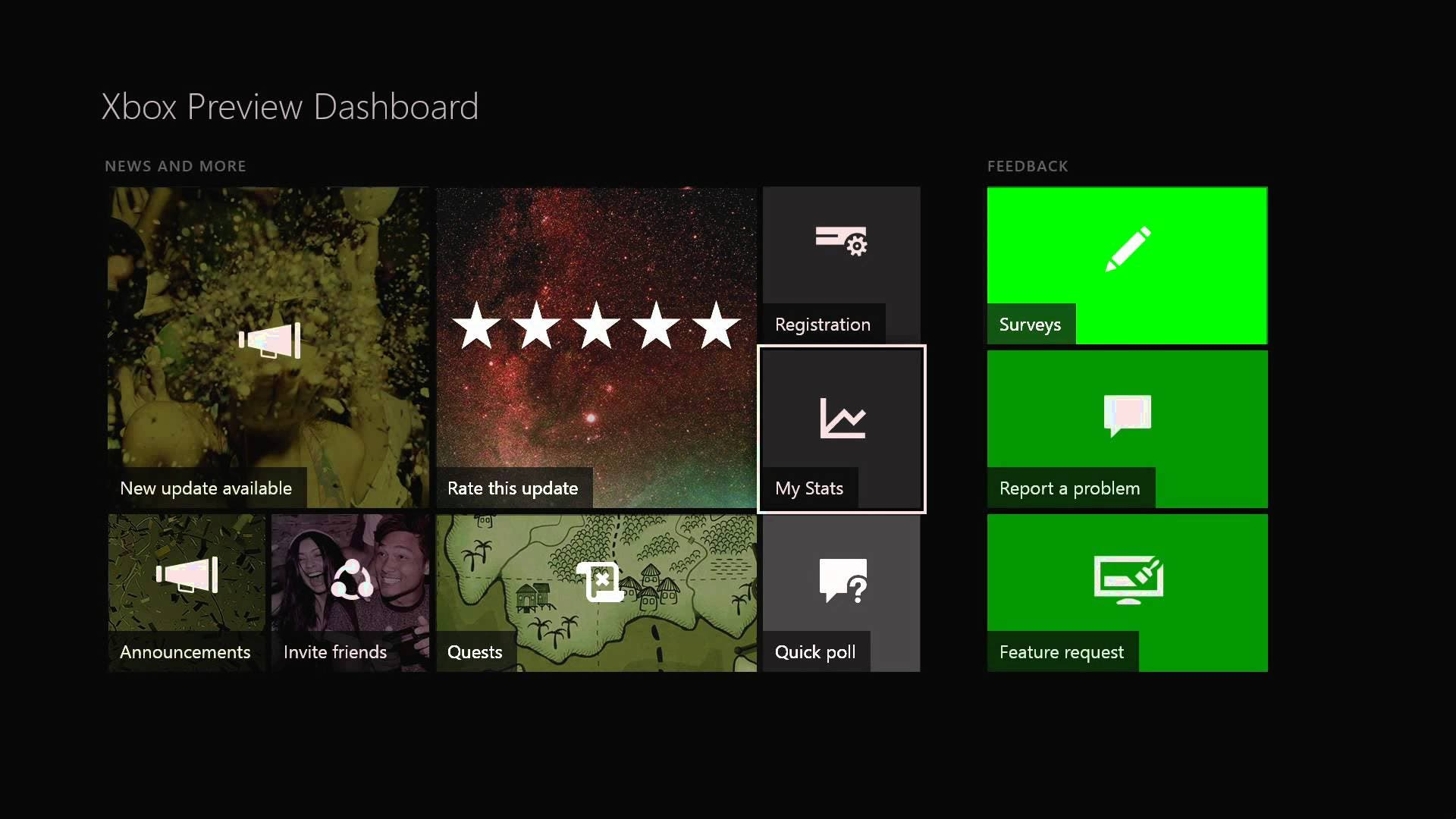 Cómo actualizar a la nueva interfaz de Xbox One siendo preview 1