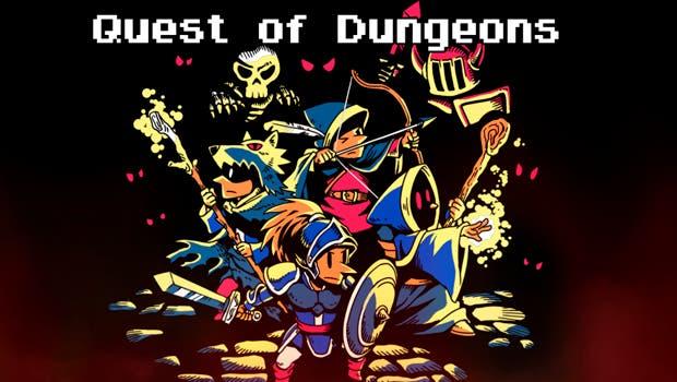 Quest of Dungeons concreta su fecha de lanzamiento 1
