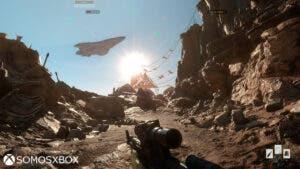 Imágenes de la alpha de Star Wars: Battlefront 46