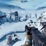 Imágenes de la alpha de Star Wars: Battlefront 2