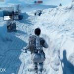 Imágenes de la alpha de Star Wars: Battlefront 3