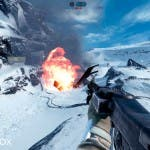 Imágenes de la alpha de Star Wars: Battlefront 28