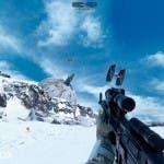 Imágenes de la alpha de Star Wars: Battlefront 7