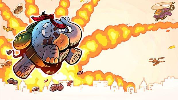 Tembo the Badass Elephant, imágenes y fecha de lanzamiento 1