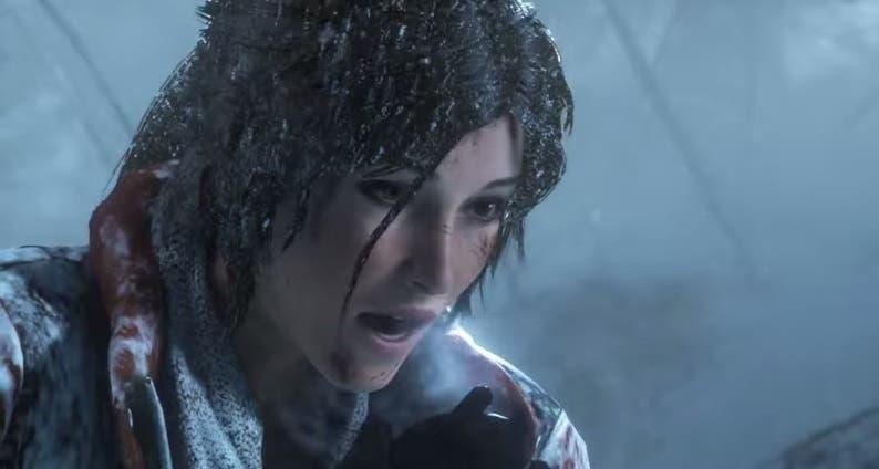 Lara Croft no sufre estrés postraumático en Rise of the Tomb Raider 1