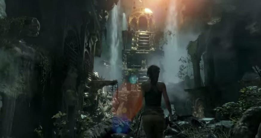 14 minutos de gameplay de Rise of the Tomb Raider, a través de una tumba llena de trampas 1