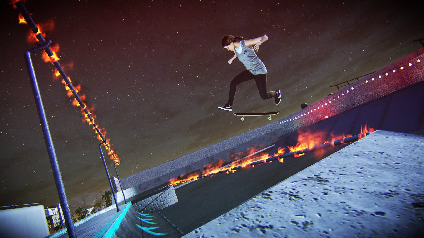 Nuevo gameplay trailer de Tony Hawk's Pro Skater 5 1