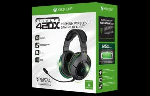 Ya puedes reservar los Ear Force Stealth 420x de Turtle Beach para Xbox One