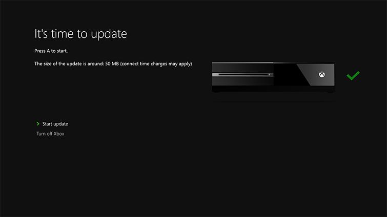 En las próximas horas recibiremos una actualización de Xbox One para corregir errores 1