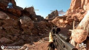 Imágenes de la alpha de Star Wars: Battlefront 50