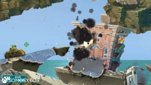 Worms Weapons of Mass, o Worms WMD, para Xbox One 3