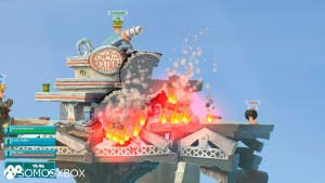 Worms Weapons of Mass, o Worms WMD, para Xbox One 4