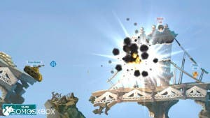 Worms Weapons of Mass, o Worms WMD, para Xbox One 7