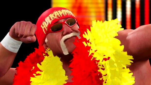 Hulk Hogan no estará incluído en WWE 2k16 1