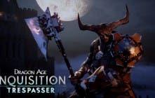 El DLC Trespasser será lo próximo para Dragon Age: Inquisition