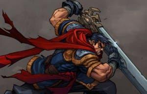 Primeros artworks de Battle Chasers, del creador de Darksiders